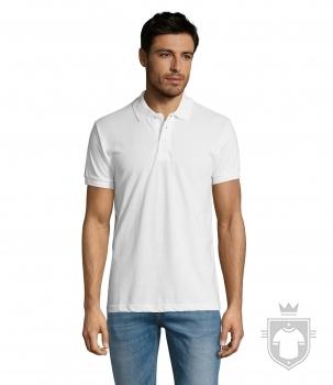 Polos Sols Prime color White :: Ref: 102
