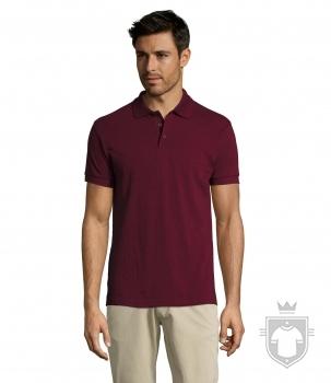 Polos Sols Prime color Burgundy :: Ref: 146