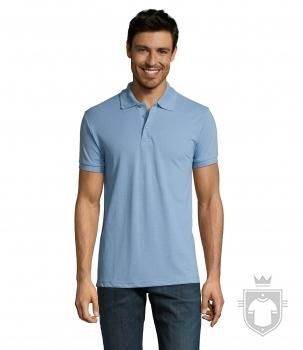 Polos Sols Prime color Sky Blue :: Ref: 200