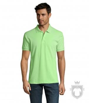 Polos Sols Prime color Apple Green :: Ref: 280
