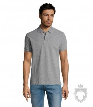 Polos Sols Prime color Grey melange :: Ref: 360