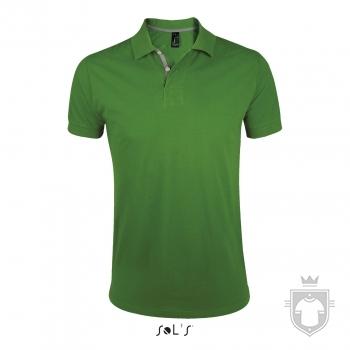 Polos Sols Portland color Bud green :: Ref: 284