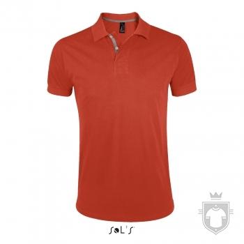 Polos Sols Portland color Burnt orange :: Ref: 403