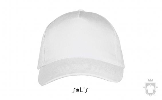 Gorras Sols Long Beach color White :: Ref: 102