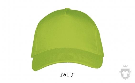 Gorras Sols Long Beach color Lime :: Ref: 281