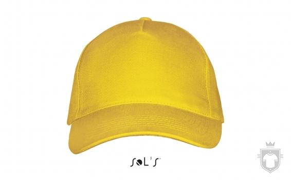 Gorras Sols Long Beach color Yellow :: Ref: 301