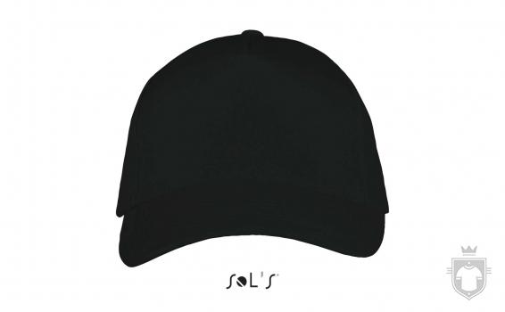 Gorras Sols Long Beach color Black :: Ref: 312