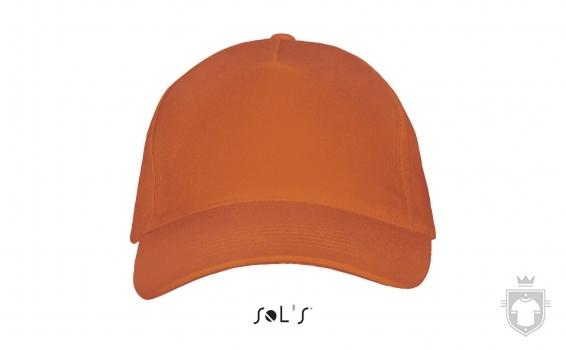 Gorras Sols Long Beach color Orange :: Ref: 400