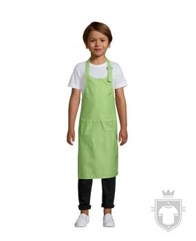 Delantales Sols Gala Kids color Apple Green :: Ref: 280