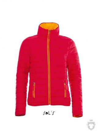 Chaquetas Sols Ride W color Red :: Ref: 145