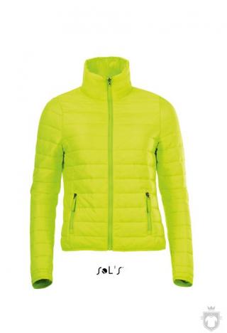 Chaquetas Sols Ride W color Green - Brown :: Ref: 282