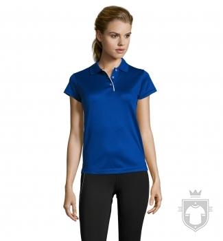 Polos Sols Performer w color Royal Blue :: Ref: 241