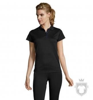 Polos Sols Performer w color Black :: Ref: 312