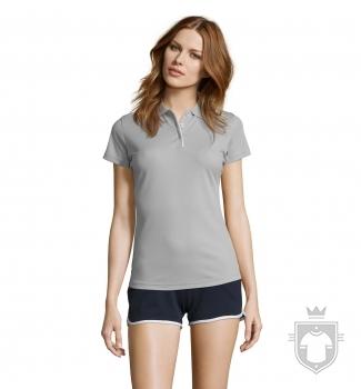 Polos Sols Performer w color Pure grey :: Ref: 342