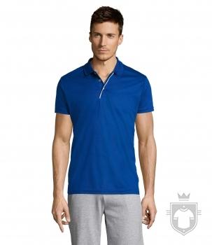 Polos Sols Performer color Royal Blue :: Ref: 241
