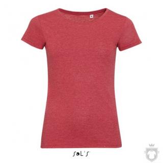 Camisetas Sols Mixed W color Red - Silver :: Ref: 163