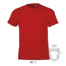Camisetas Sols Regent FIT Kids color Red :: Ref: 145