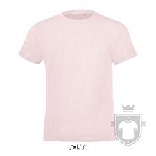 Camisetas Sols Regent FIT Kids color Raspberry :: Ref: 151