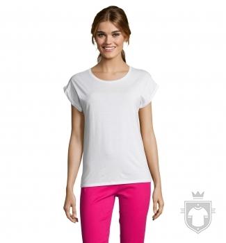 Camisetas Sols Melba color White :: Ref: 102