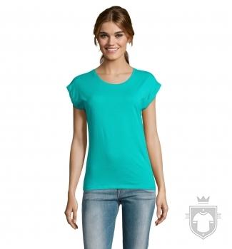 Camisetas Sols Melba color Carribean blue :: Ref: 237