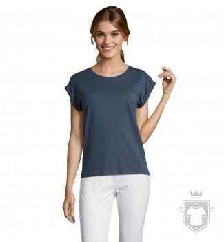 Camisetas Sols Melba color Denim :: Ref: 244