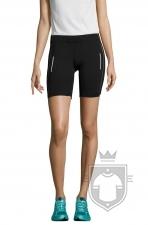 Pantalones Sols Chicago W color Black :: Ref: 312