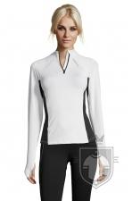 Camisetas Sols Berlin W color White :: Ref: 102