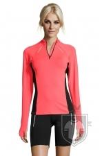 Camisetas Sols Berlin W color Neon Coral :: Ref: 153