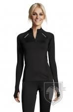 Camisetas Sols Berlin W color Black :: Ref: 312