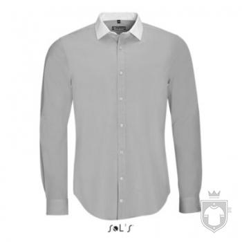 Camisas Sols Belmont color Pearl grey :: Ref: 343