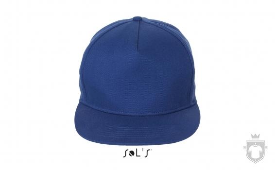 Gorras Sols Sonic color Royal Blue :: Ref: 241