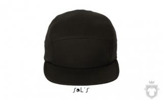 Gorras Sols Parker color Black :: Ref: 312