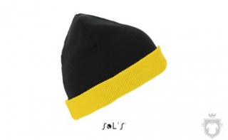 Gorras Sols Bonus color Black / Gold :: Ref: 984