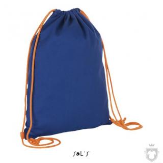 Bolsas Sols District color Royal - Orange :: Ref: 885