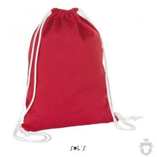 Bolsas Sols District color Red - White :: Ref: 908