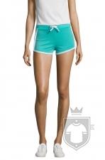 Pantalones Sols Janeiro color Carribean blue :: Ref: 237