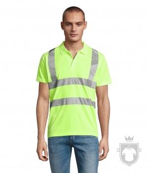 Polos Sols Signal Pro color Yellow Neon :: Ref: 306