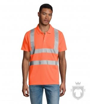 Polos Sols Signal Pro color Neon orange :: Ref: 404