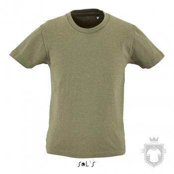 Camisetas Sols Milo K color Khaki :: Ref: 268