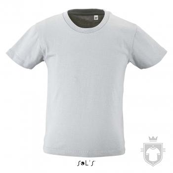 Camisetas Sols Milo K color Pure grey :: Ref: 342
