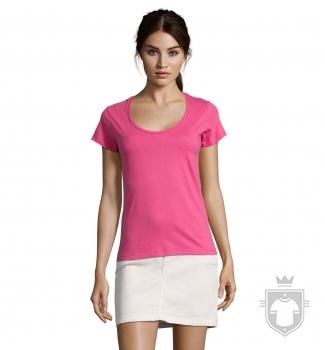 Camisetas Sols Metropolitan W color Flash Pink :: Ref: 138