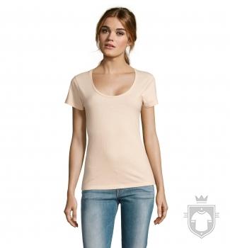 Camisetas Sols Metropolitan W color Creamy Pink :: Ref: 143
