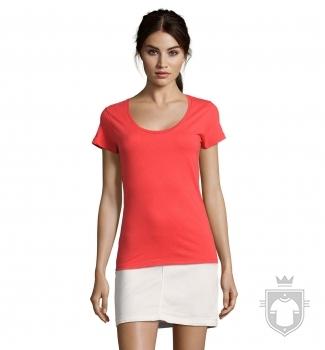 Camisetas Sols Metropolitan W color Hibiscus :: Ref: 168