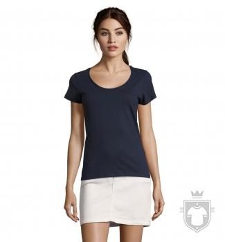 Camisetas Sols Metropolitan W color French Navy :: Ref: 319