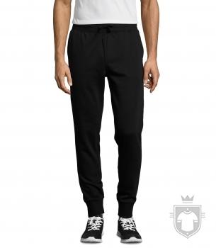Pantalones Sols Jake color Black :: Ref: 312