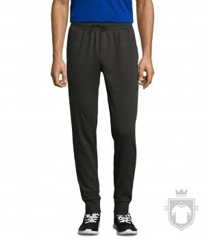Pantalones Sols Jake color Charcoal melange :: Ref: 348