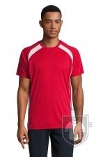 Camisetas Sols Match color Red :: Ref: 145