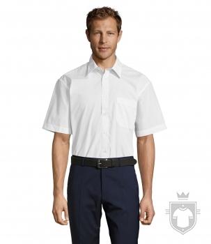 Camisas Sols Bristol color White :: Ref: 102