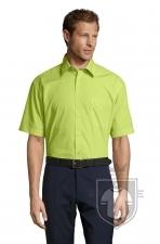 Camisas Sols Bristol color Apple Green :: Ref: 280