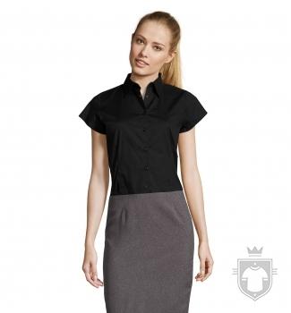 Camisas Sols Excess W color Black :: Ref: 312